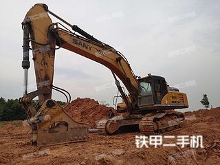 二手三一重工 SY385C 挖掘机转让出售