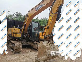 重庆-重庆市二手三一重工SY135C挖掘机实拍照片