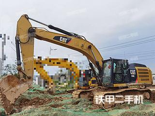 卡特彼勒336E挖掘机实拍图片