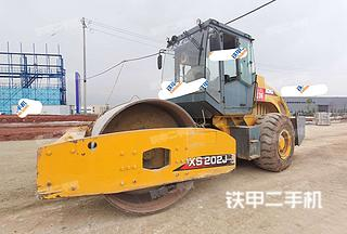 重庆-重庆市二手徐工XS202J压路机实拍照片