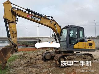 广西-柳州市二手徐工XE135D挖掘机实拍照片