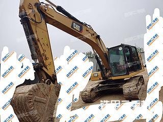 江苏-徐州市二手卡特彼勒新一代Cat®320液压挖掘机实拍照片