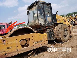 云南-昆明市二手厦工XG626M压路机实拍照片