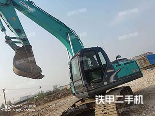 滄州神鋼SK200-YN12挖掘機實拍圖片