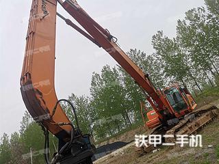 阜阳斗山DH370LC-9挖掘机实拍图片