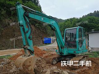 開元智富KY70-7挖掘機實拍圖片
