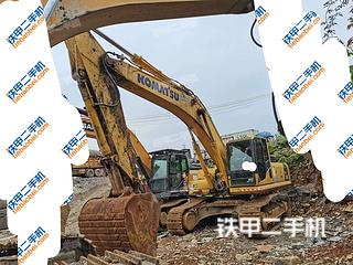 安顺小松PC360-8M0挖掘机实拍图片