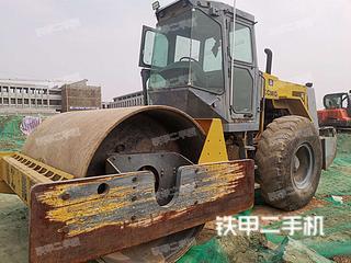 陕西-渭南市二手徐工YZ18JC压路机实拍照片