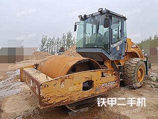 山东-临沂市二手徐工XS222J压路机实拍照片
