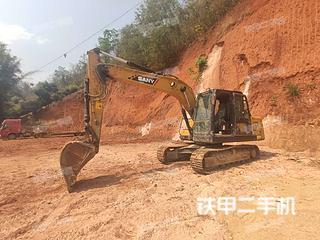 保山三一重工SY135C挖掘机实拍图片