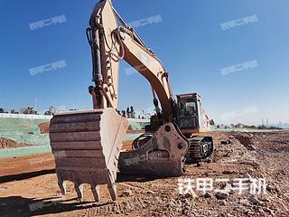 昆明卡特彼勒336D液壓挖掘機實拍圖片