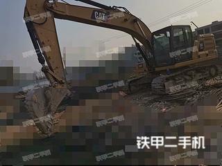 安徽-宿州市二手卡特彼勒新一代Cat®320GC液压挖掘机实拍照片