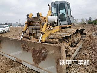 山推SD16L湿地型推土机实拍图片