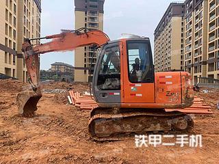 宁波日立ZX70挖掘机实拍图片