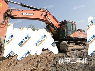 斗山DX490LC-9C挖掘机实拍图片