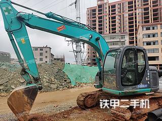 二手神钢 SK135SR-1ES 挖掘机转让出售