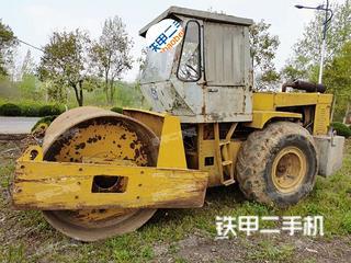 江苏-淮安市二手徐工YZ18JC压路机实拍照片