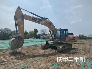 安徽-宿州市二手三一重工SY245H挖掘机实拍照片