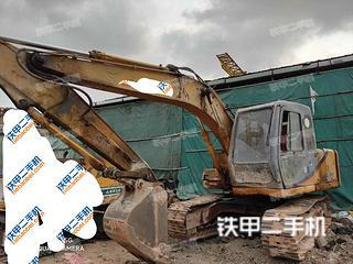 佛山加藤HD512挖掘機實拍圖片