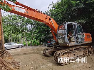 福建-南平市二手日立ZX200-3G挖掘机实拍照片