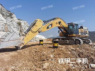 安慶卡特彼勒374DL挖掘機實拍圖片