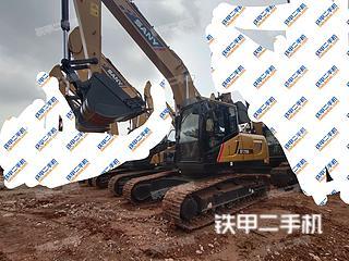 广西-南宁市二手三一重工SY215C挖掘机实拍照片