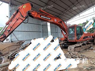 广西-桂林市二手大宇DH220LC-V挖掘机实拍照片