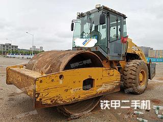 湖南-永州市二手徐工XS202J压路机实拍照片