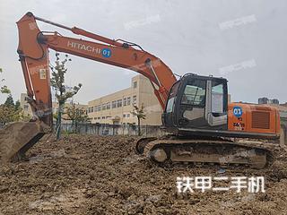 安徽-合肥市二手日立ZX210H-3挖掘机实拍照片