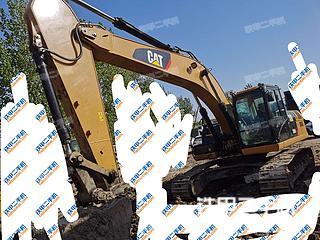 江苏-徐州市二手卡特彼勒326D2L液压挖掘机实拍照片