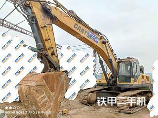 卡特重工CT560K挖掘机实拍图片