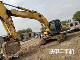 廊坊神鋼SK330-8挖掘機實拍圖片