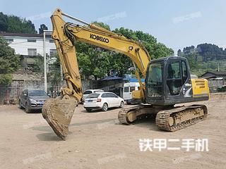 湖北-宜昌市二手神钢SK130-8挖掘机实拍照片