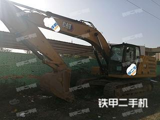 陕西-西安市二手卡特彼勒新一代Cat®326GC液压挖掘机实拍照片