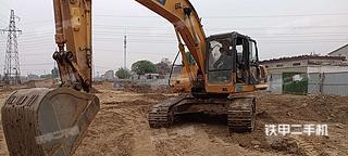 雷沃重工FR220挖掘機實拍圖片