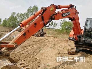 衡水斗山DH80-7挖掘機實拍圖片