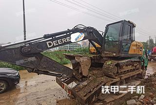 二手约翰迪尔 E130 挖掘机转让出售