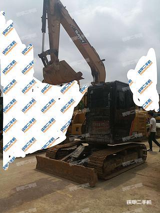 湖南-株洲市二手三一重工SY75C挖掘机实拍照片