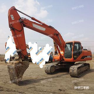 山西-大同市二手斗山DH220LC-7挖掘机实拍照片