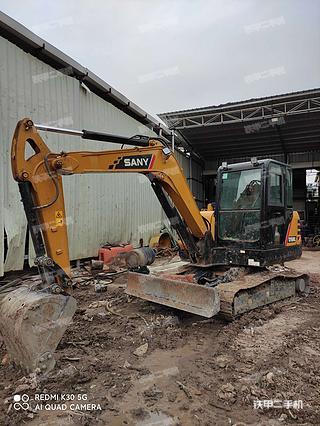 佛山三一重工SY60C挖掘機實拍圖片