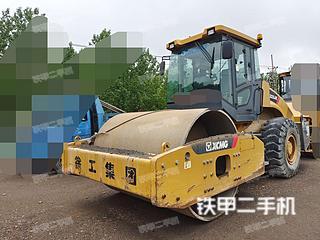 河南-南阳市二手徐工XS223JE压路机实拍照片
