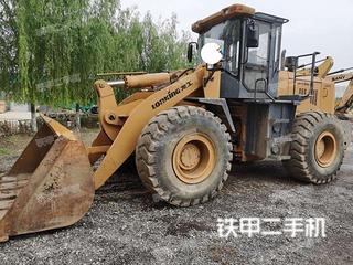 陕西-西安市二手龙工LG855D装载机实拍照片