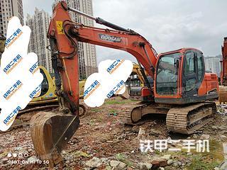 广西-南宁市二手斗山DX130-9C挖掘机实拍照片