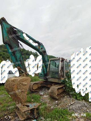 长春山河智能SWE90N9挖掘机实拍图片