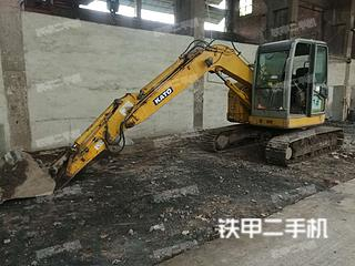 湖南-衡阳市二手加藤HD308US挖掘机实拍照片