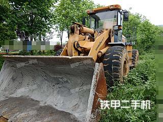 安徽-巢湖市二手龙工LG855D装载机实拍照片
