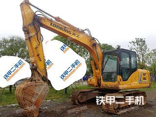 湖南-常德市二手龙工LG6150挖掘机实拍照片