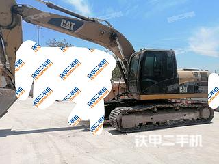 楚雄卡特彼勒323D2L挖掘機實拍圖片