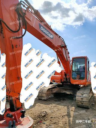 天津-天津市二手斗山DH220LC-7挖掘机实拍照片