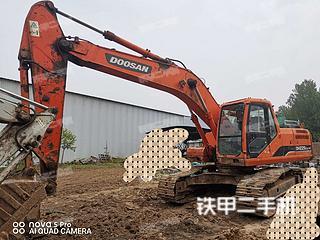 开封斗山DH225LC-9挖掘机实拍图片